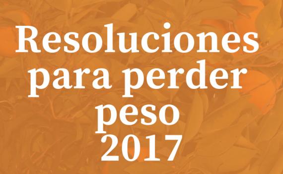 resoluciones-para-perder-peso-2017